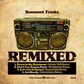 Remixed - EP by Basement Freaks