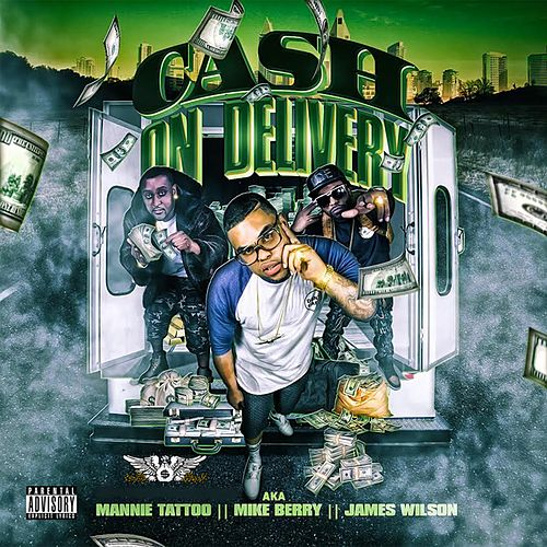 Cash on Delivery - EP by James Wilson