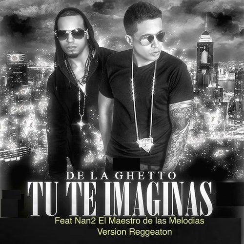Tu Te Imaginas (Version Reggeaton) [feat. Nan2 El Maestro De Las Melodias] by De La Ghetto