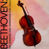 Beethoven: The Sonatas and Variations for Cello by Jörg Metzger