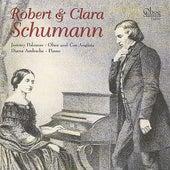 Robert & Clara Schumann by Jeremy Polmear