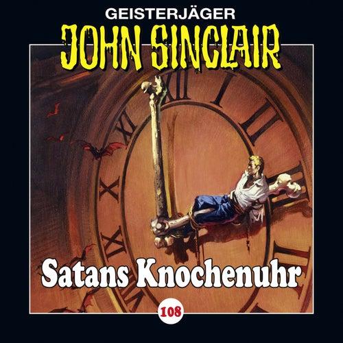 Folge 108: Satans Knochenuhr von John Sinclair