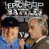 J. R. R. Tolkien vs George R. R. Martin by Epic Rap Battles of History