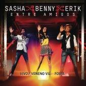 Vivo / Veneno Vil (En Vivo Entre Amigos) by Sasha Benny Erik
