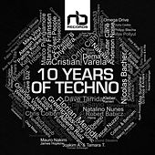 10 Years of NB Records Techno by Various Artists