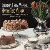 Encores From Vienna: Kreisler, Haydn, Strauss, et al. by Haydn Trio Vienna