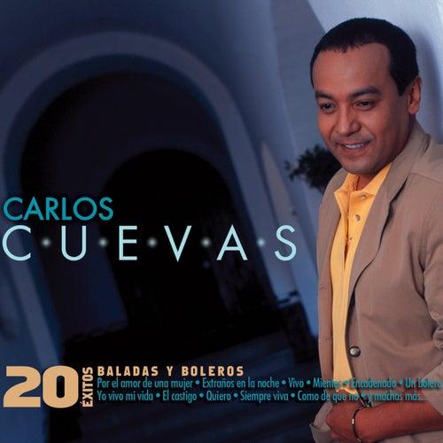 20 Éxitos: Baladas y Boleros by Carlos Cuevas