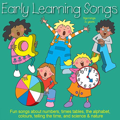Early Learning Songs by Kidzone