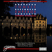 Beethoven: Emperor Concerto/Egmont Overture by Dubravka Tomsic