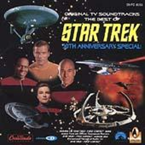 Best Of Star Trek: 30th Anniversary Special by Various Artists
