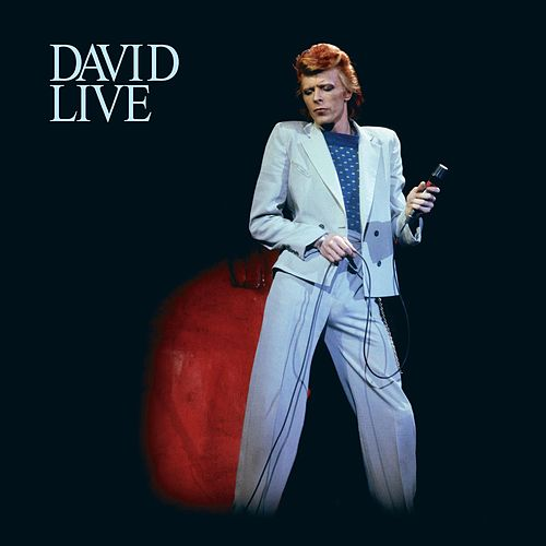 David Live by David Bowie