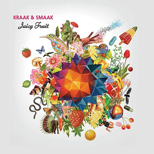 Juicy Fruit by Kraak & Smaak