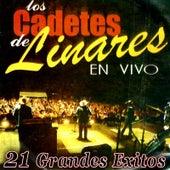 21 Grandes Exitos (En Vivo) by Los Cadetes De Linares