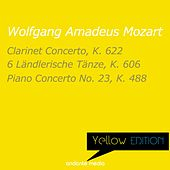 Yellow Edition - Mozart: Clarinet Concerto, K. 622 & Piano Concerto No. 23, K. 488 by Various Artists