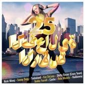 25 الفعالية الرقص by Various Artists