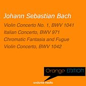 Orange Edition - Bach: Violin Concerto No. 1, BWV 1041 & Violin Concerto, BWV 1042 by Various Artists