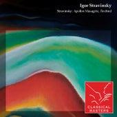 Stravinsky: Apollon Musagète, Firebird by Various Artists
