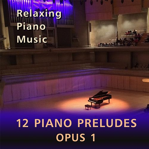 12 Piano Preludes, Opus 1 by Relaxing Piano Music