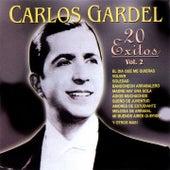 Carlos Gardel: 20 Éxitos, Vol. 2 by Carlos Gardel