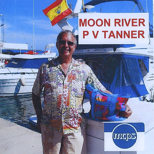 Moon River by P V Tanner