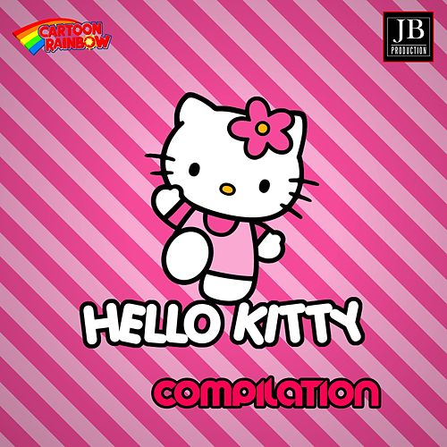 Hello kitty by Rainbow Cartoon