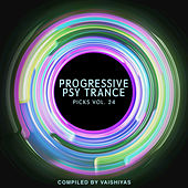 Progressive Psy Trance Picks Vol.24 von Various Artists