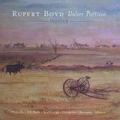 Valses Poéticos by Rupert Boyd