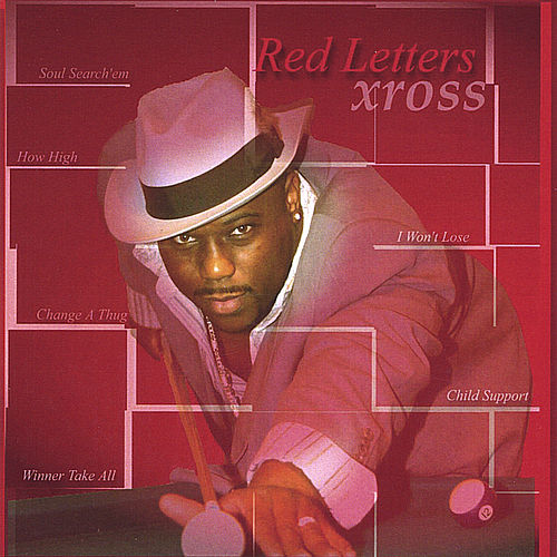 Red Letters by Xross