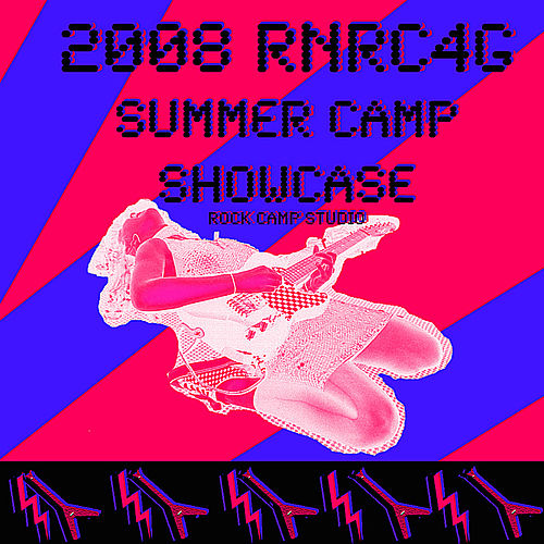 2008 Rock Camp Studio Showcase by Various Artists