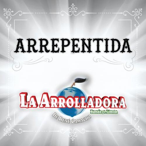 Arrepentida by La Arrolladora Banda El Limon