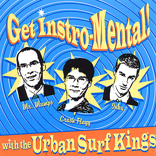 Get Instro-Mental! by Urban Surf Kings