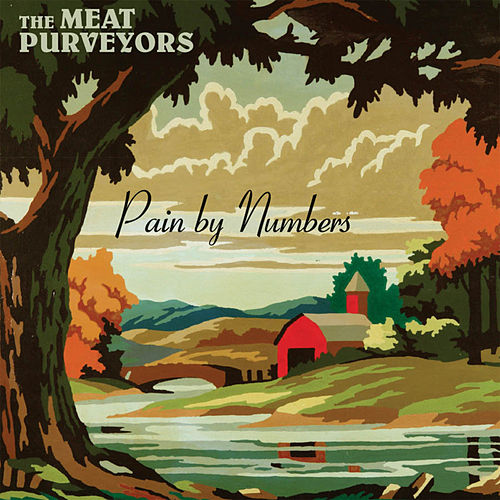 Pain by Numbers by The Pine Valley Cosmonauts
