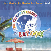 The Friendly Island Rhythms Vol.1 by Various Artists