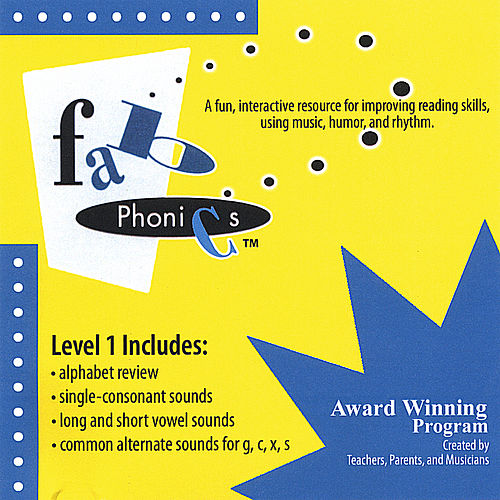 Fab Phonics, Level 1 by Fab Phonics
