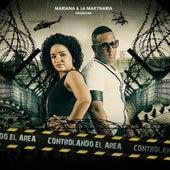 Controlando el area by Mariana