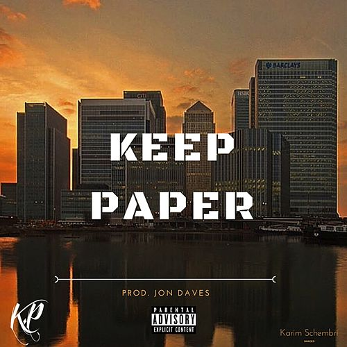 Keep Paper by KP