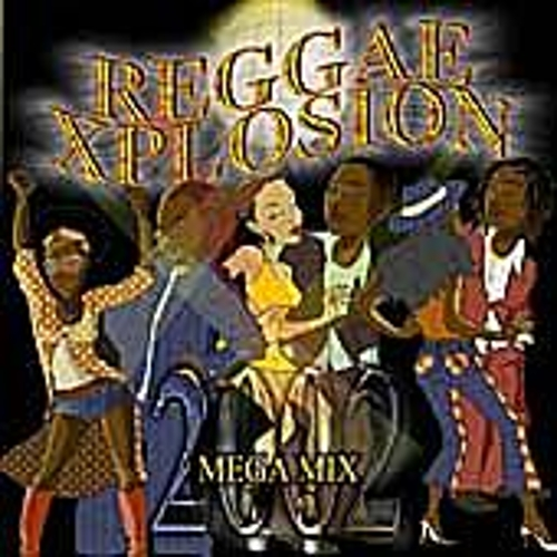 Reggae Xplosion 2002 by Various Artists