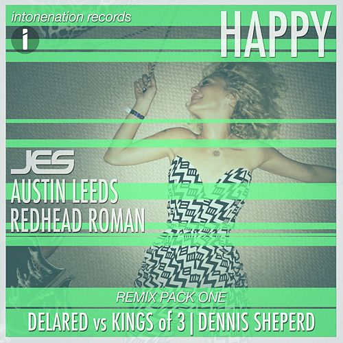 Happy (Remixes 1) by Jes
