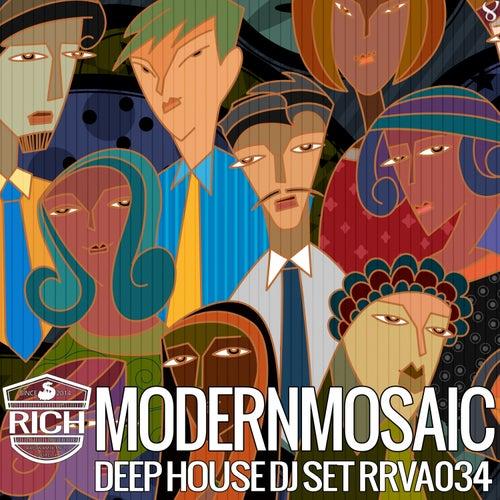 Modern Mosaic by Jon Rich