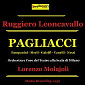 Leoncavallo: Pagliacci (Remastered) by Francesco Merli