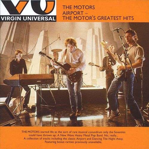 Airport: The Motors' Greatest Hits by Motors
