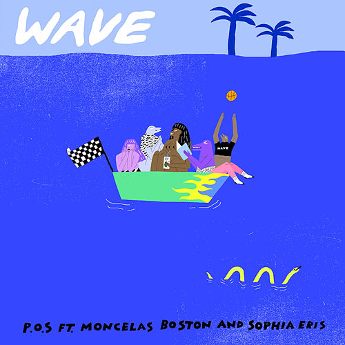 Wave by P.O.S (hip-hop)