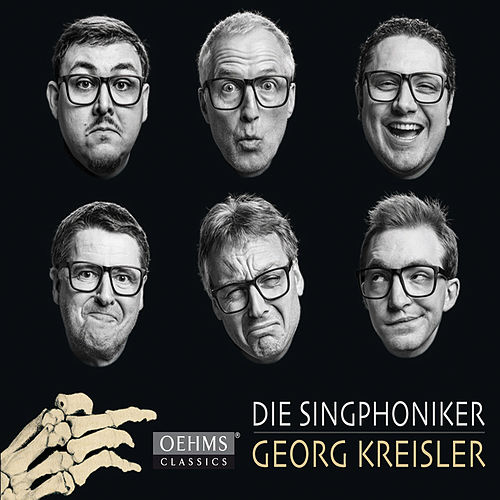 Songs by Georg Kreisler by Die Singphoniker
