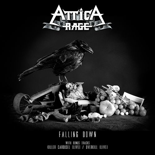 Falling Down by Attica Rage
