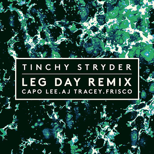 Leg Day (Remix) by Tinchy Stryder