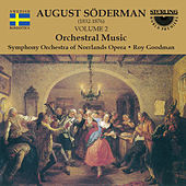 Söderman: Orchestral Music, Vol. 2 by SYMPHONY ORCHESTRA OF NORRLANDS OPERA