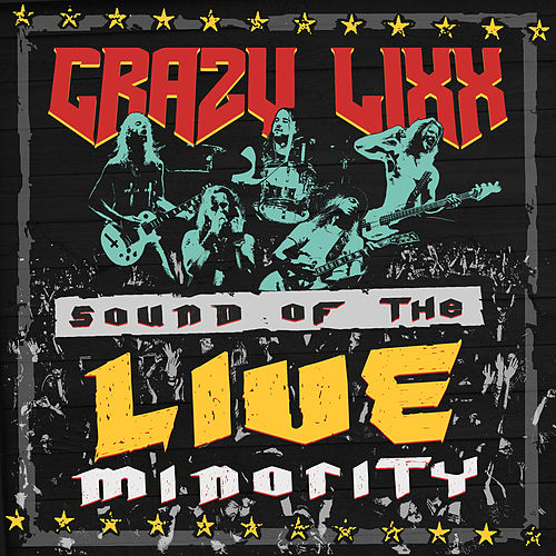 Rock and a Hard Place (Live) by Crazy Lixx