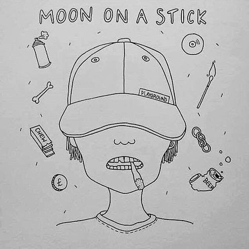 Moon on a Stick von Black Waters