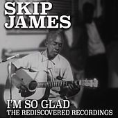 I'm So Glad: The Rediscovered Recordings von Skip James