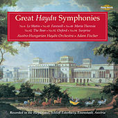 Great Haydn Symphonies: Orchestral Favourites, Vol. XVI by Austro-Hungarian Haydn Orchestra